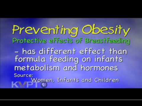 Breast Feeding to Prevent Childhood Obesity
