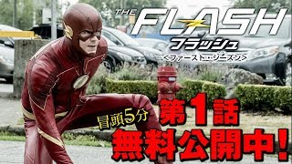 THE FLASH / フラッシュ  シーズン4 第12話