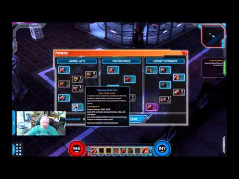 Marvel Heroes Patch 2.31 Daredevil Level 52 design review with