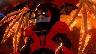 Lego batman walkthrough part 10