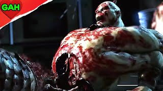 Mortal Kombat X All Fatalities / Finishing Moves on Goro (DLC) [HD]