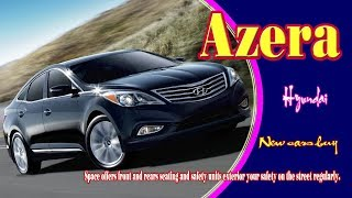 2019 Hyundai Azera | 2019 Hyundai Azera limited | 2019 Hyundai Azera colors | new cars buy