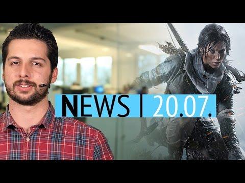 Rise of the Tomb Raider für PS4 - Battleborn im Humble 2K Bundle zum Kampfpreis - News