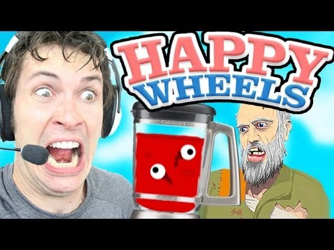 Happy Wheels - HUMAN JUICE