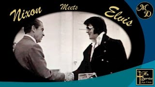 Elvis presley -- a man who made a difference - part 10 (a) nixon meets elvis