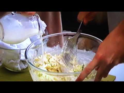 Donal Skehan cooking on ITV's This Morning - Mon 25 July 2011