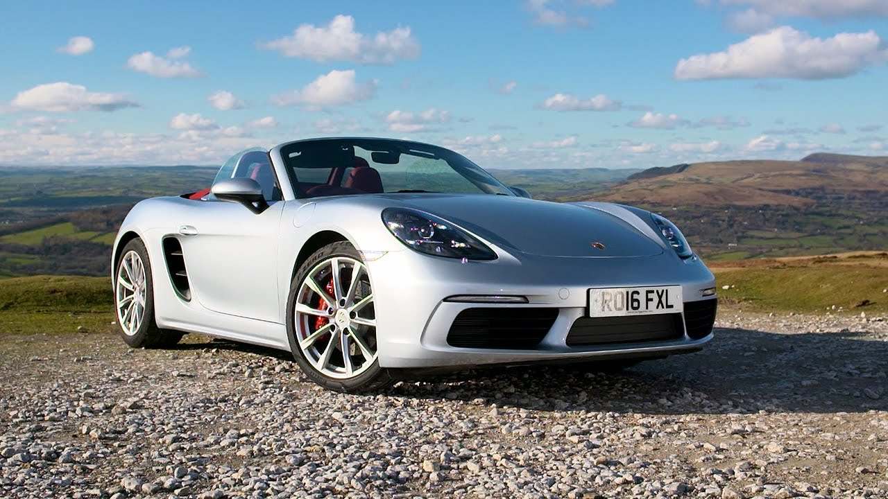 Porsche 718 Boxster - Chris Harris Drives - Top Gear
