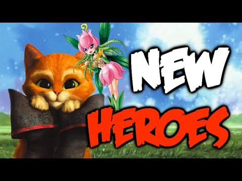 Dota 2 New Heroes - Developer diaries