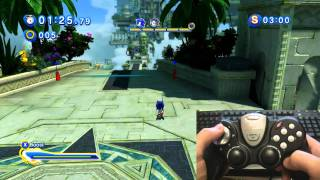 Sonic Generations controller bug (sidestepping)