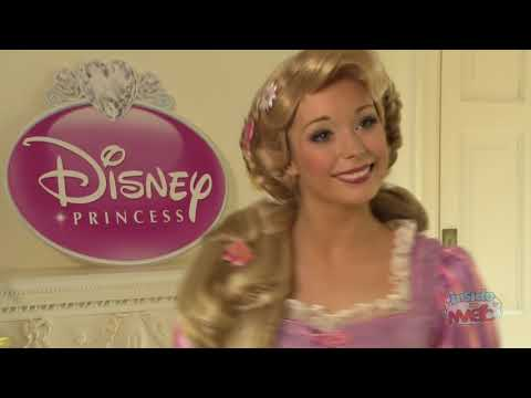 Rapunzel becomes 10th Disney Princess with procession and coronation ceremony in London palace