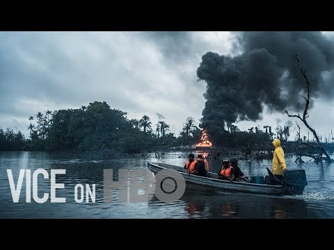 The Battle Raging In Nigeria Over Control Of Oil | VICE on HBO, Full Episode