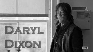 Daryl Dixon | Faded | The Walking Dead (Music Video)