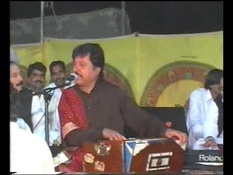 attullah khan nazia in shadi program