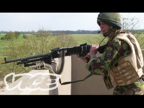 Secret Afghani Warzone in the UK