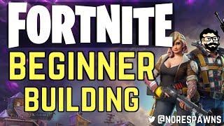 Fortnite - Beginner Building Guide
