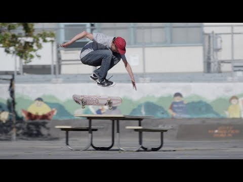 "Rough Cut: Flo Mirtain's ""Tricolor"" Part"
