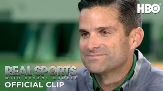 Manny Diaz Unearths a Funny Christmas Gift from Andrea Kremer | Real Sports w/ Bryant Gumbel | HBO
