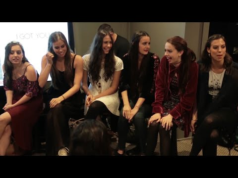 Renegade EP Listening Party - Cimorelli