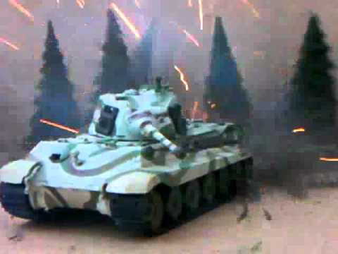 King tiger tank vs sherman - photo#13
