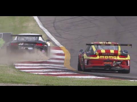 Never Easy - Racing Porsches at Watkins Glen