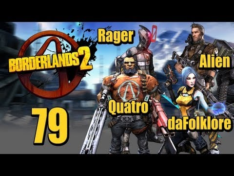 Borderlands 2 - Прохождение pt79 (Финал основной кампании)