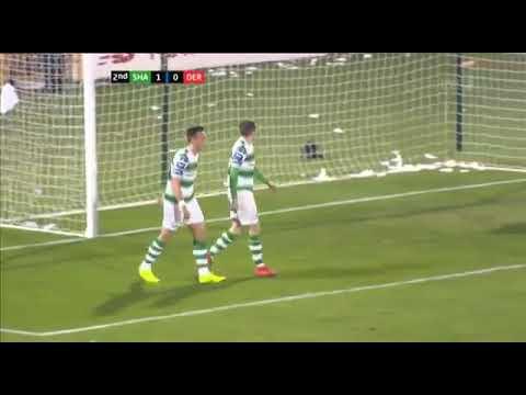 Match Highlights   Rovers 2-0 Derry City, Tallaght Stadium   22nd February 2019