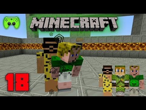 MINECRAFT Adventure-Map # 18 - tPC Parkour 2.0 «» Let's Play Minecraft | HD