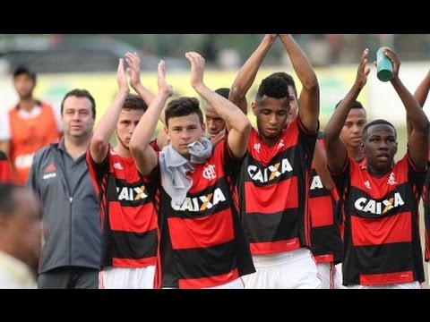 Gols - Flamengo 3 x 1 Vasco - Semifinal Taça Rio Sub -20