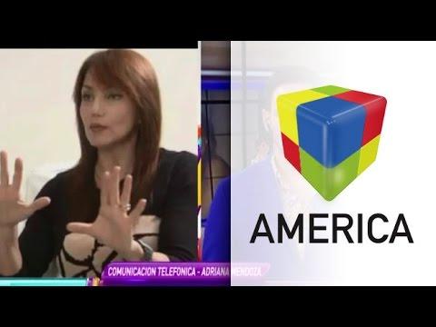 """Adriana Mendoza, furiosa con Bazterrica: Jamás fue un gigoló, este tipo es un ladrón"""""""