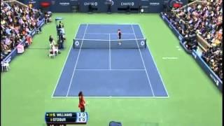 US Open Women's Final 2011-Serena Williams vs. Samantha Stosur