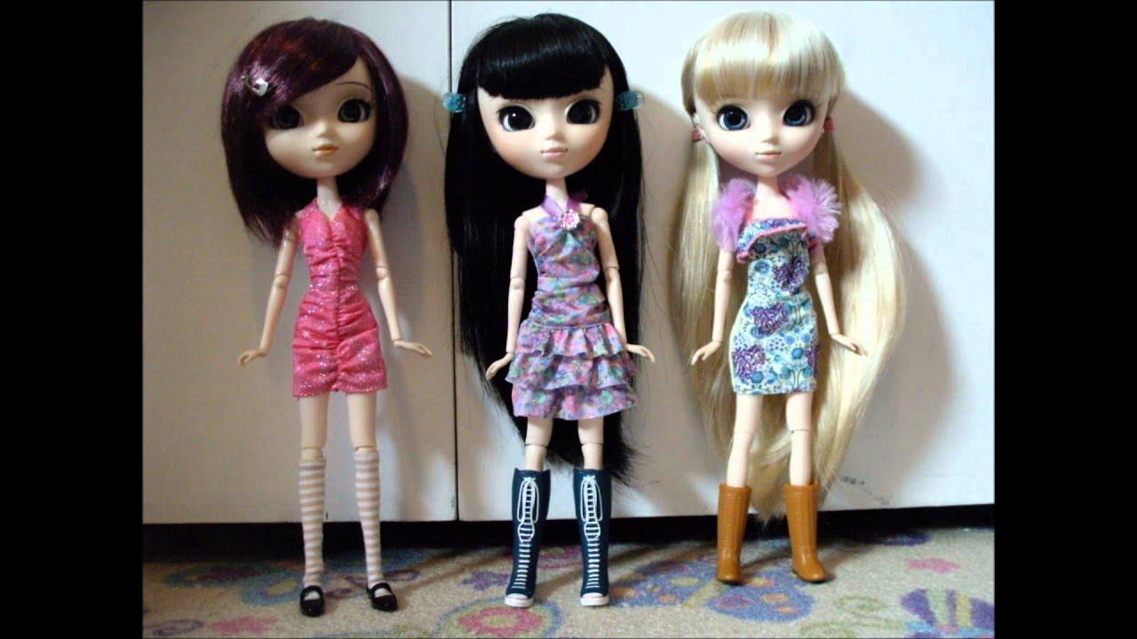 Pullip Dolls uk Pullip Doll Music Video Tip