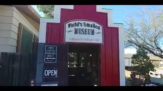 World's Smallest Museum, AZ