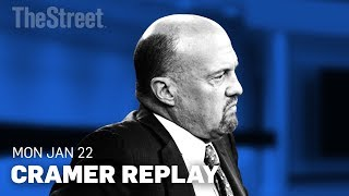 Jim Cramer on the Eagles, Celgene, Juno Therapeutics and Netflix