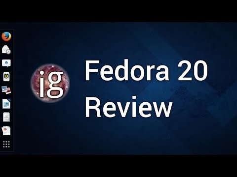 Fedora 20 Review - Linux Distro Reviews