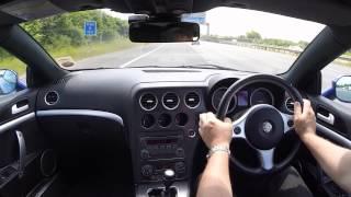 Alfa Romeo Brera Virtual Test Drive 60 Plate