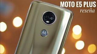 Review (en español): Moto E5 Plus