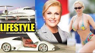 Kolinda Grabar Kitarović (Croatia President's) Lifestyle, Biography, Family, House & Net Worth
