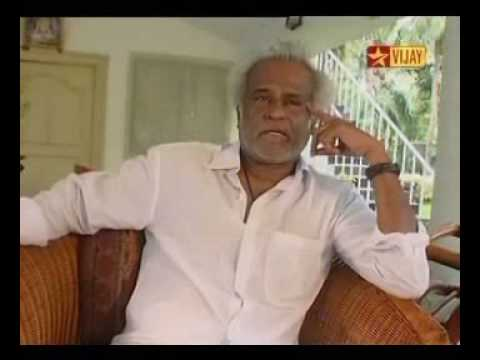 Superstar about Nagesh by Onlyrajini.com