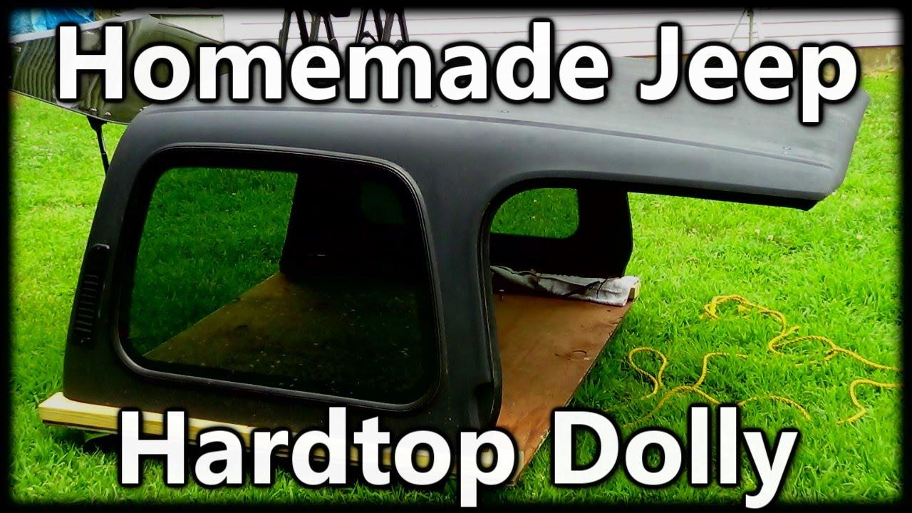 Homemade Jeep Tops Homemade Jeep Wrangler Hardtop