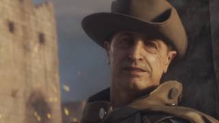 Battlefield 1 - Frederick Bishop Death Scene (The Runner Ending)