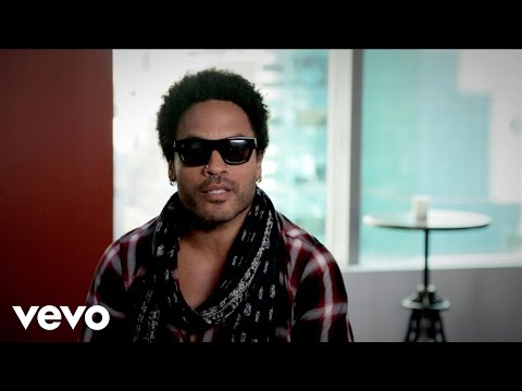 Lenny Kravitz - Vevo News Interview