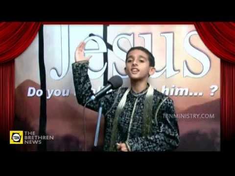 Nisthulanaya Kristhu - Malayalam Christian Katha Prasamgam By Immanuvel Sunday School, Angamaly video