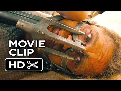 Mad Max: Fury Road Movie CLIP - Furiosa (2015) - Tom Hardy, Charlize Theron Movie HD