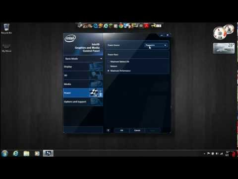 How to set up Intel HD 3000 for better gaming and computer performance