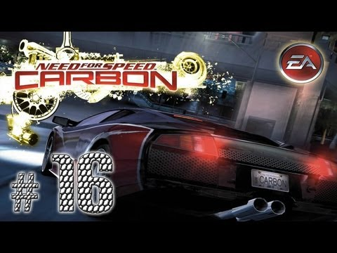 "Let's Play: Need for Speed Carbon - cz. 16 - ""Angie, Kenji, Wolf"""