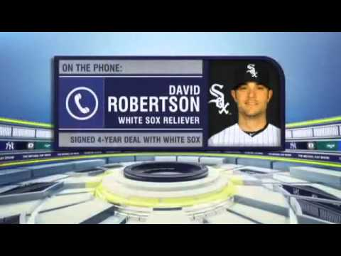 David Robertson: I love playing in New York, but it wasn't in the cards this year