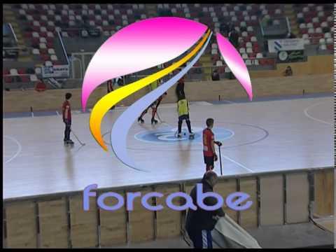 Torneio Eixo Atlântico - Resumo - Riba d'Ave 3-1 CH Compostela