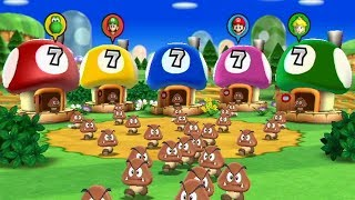 Mario Party 9 - All Score Minigames