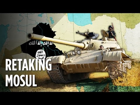 The Battle For Mosul Could End ISIS. Here's Why