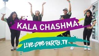 Kala Chashma | Zumba® | Live Love Party